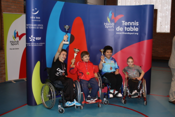 Association pour les adultes et jeunes - Federation francaise de tennis de table ...